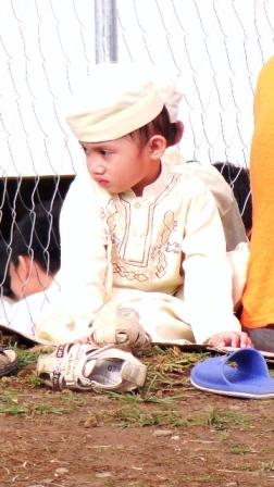 Cute child...^_^