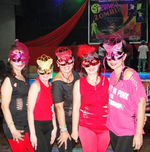 Masquerade Zumba