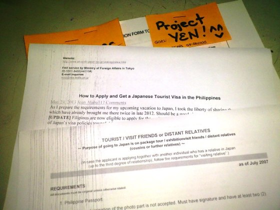 Details on Project Yen!