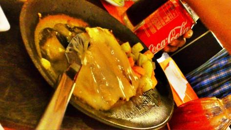 Creamy Fish Fillet