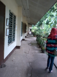 Rooms at Bulua Nat'l High School