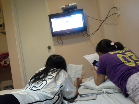 Studying Tandem...