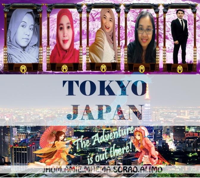 MAMIS No BOUKEN: Japan 2017